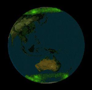 Auroras-Over-Both-Earth-Poles