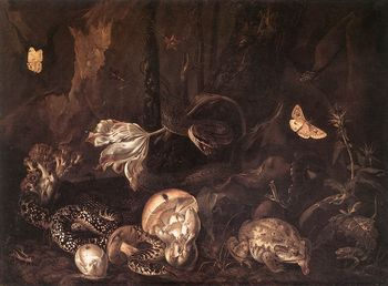 Otto_Marseus_van_Schrieck_-_Still-Life_with_Insects_and_Amphibians_-_WGA21062