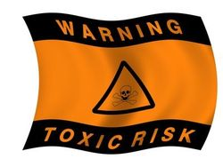 Toxic risk flag