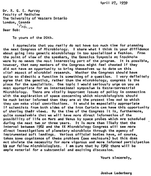 Lederberg_letter