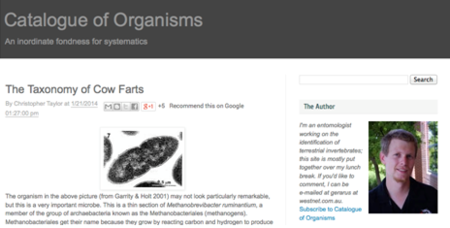 Catalogue_of_organisms