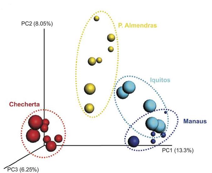 Fig.2.PCoA
