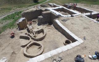 Fig.2.ExcavationSite