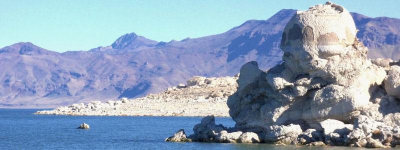 Pyramid-lake