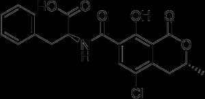 Fig. 2. Ochratoxin