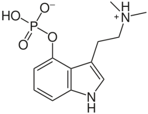 Fig.2. Psilocybin